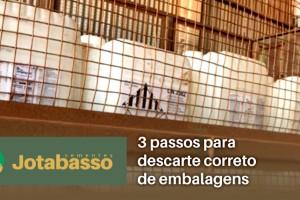 Agronegócio brasileiro é referência mundial em logística reversa de embalagens