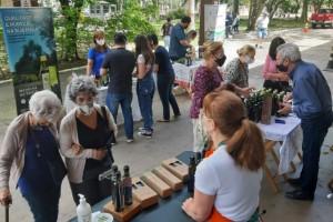 Feira do Azeite tem mais uma edição neste sábado em Porto Alegre