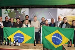 Instituto Brasileiro de Olivicultura leva a qualidade do azeite nacional para a Expointer