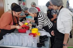 SulGesso incentiva projeto social coordenado por mulheres no bairro Araçá