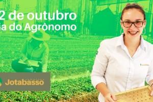 No Dia do Agrônomo, conheça uma das especialistas da Jotabasso nessa área