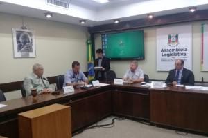 ACGJRS participa de reunião com a Comissão de Agricultura em Porto Alegre
