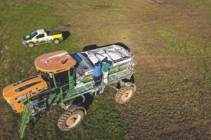 Produtores investem em sulfato de cálcio granulado para manter potencial produtivo do solo